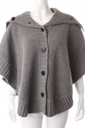 Maison Scotch Poncho Grau