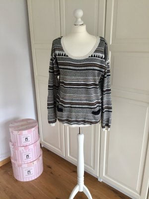 Maison Scotch Pulli 3 Norweger Muster