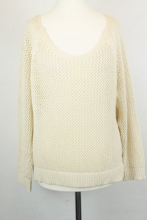Maison Scotch Pullover Strickpullover Gr. 1 / S creme