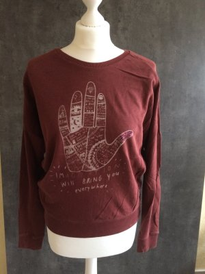 Maison Scotch Pullover Sweatshirt