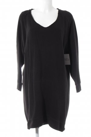 Maison Scotch Sweater Dress black casual look