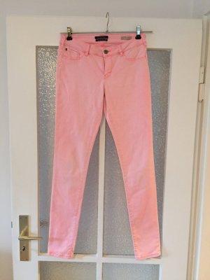 Maison Scotch R'belle Hose neon rosa 16
