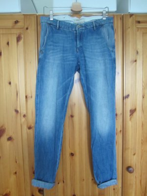 Maison Scotch Rebelle Jeans Chino Gr. 27/32 TOP