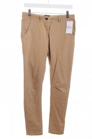 Maison Scotch Röhrenhose beige Casual-Look