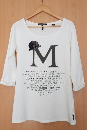 Maison Scotch Shirt Gr. 3 / 38-40