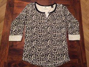 Maison Scotch Shirt Leopardmuster Größe XS-S