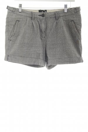 Maison Scotch Shorts hellgrau Allover-Druck Casual-Look