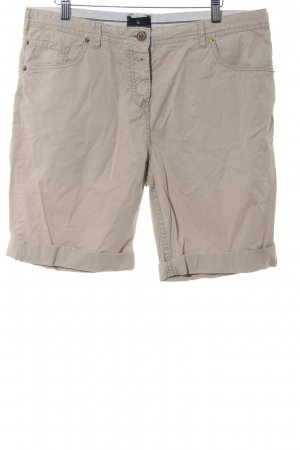 Maison Scotch Shorts hellbeige Safari-Look