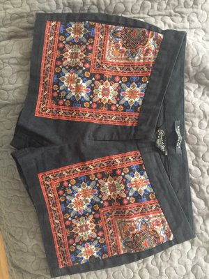 Maison Scotch Shorts in Boho Look