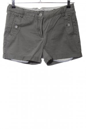Maison Scotch Shorts khaki casual look