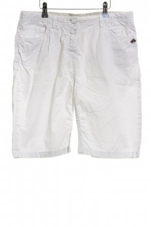 Maison Scotch Shorts weiß Casual-Look