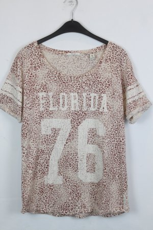 Maison Scotch Shrit T-Shirt Gr. S (18/4/106)