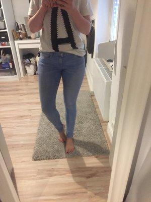 Maison Scotch Skinny Jeans Better Days Amsterdams Blauw