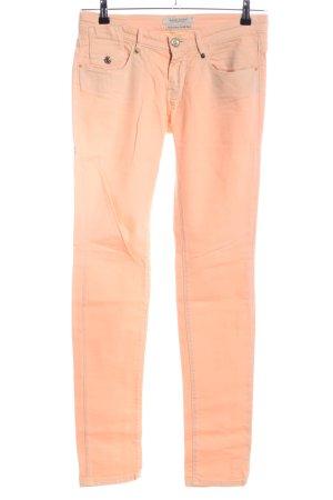 Maison Scotch Skinny Jeans hellorange Casual-Look