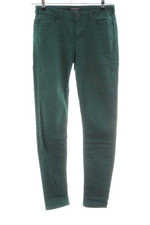 Maison Scotch Skinny Jeans grün Casual-Look