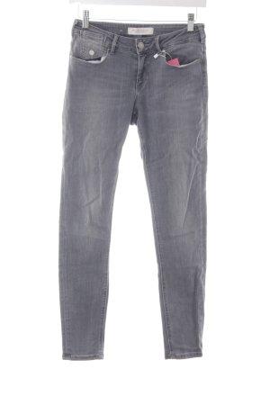 Maison Scotch Skinny Jeans grau Casual-Look
