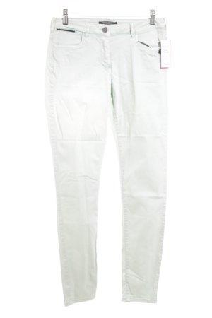 Maison Scotch Skinny Jeans hellgrün Casual-Look