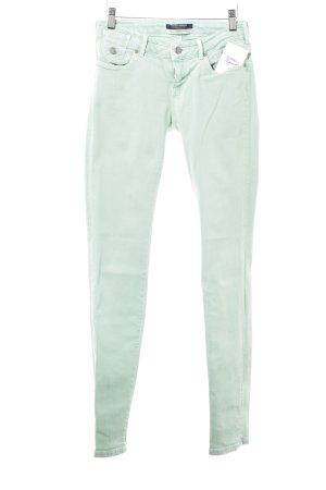 Maison Scotch Skinny Jeans mint Casual-Look