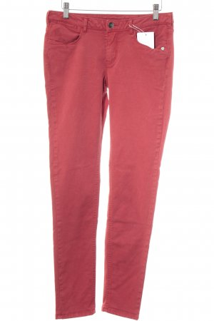 Maison Scotch Skinny Jeans ziegelrot Casual-Look