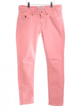 Maison Scotch Slim Jeans pink Casual-Look