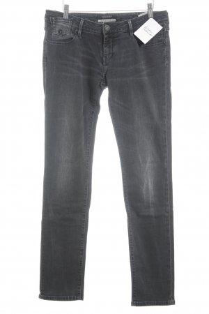 Maison Scotch Slim Jeans anthrazit Casual-Look