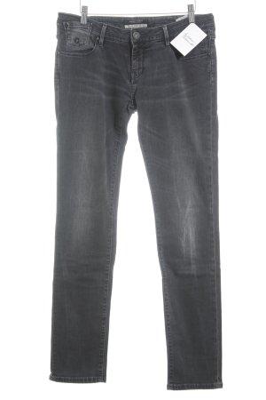 Maison Scotch Slim Jeans anthrazit Casual-Look