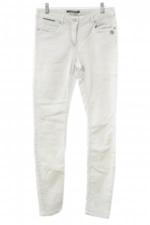 Maison Scotch Slim Jeans blassgrün Casual-Look