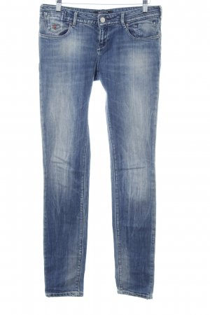 Maison Scotch Slim Jeans blau Casual-Look