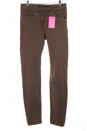 Maison Scotch Slim Jeans graubraun Casual-Look