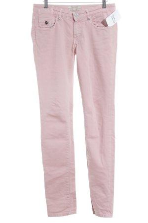 Maison Scotch Slim Jeans hellrosa Casual-Look