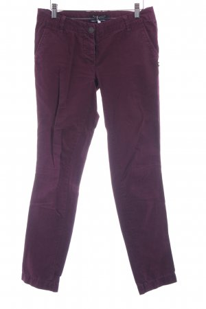 Maison Scotch Slim Jeans purpur Casual-Look