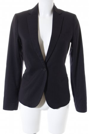 Maison Scotch Smoking-Blazer graublau Business-Look
