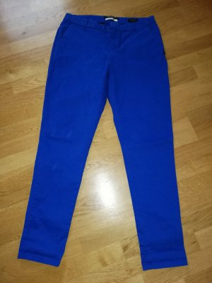 Maison Scotch Pantalone chino blu