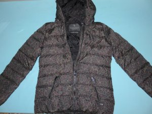 Maison Scotch Quilted Jacket multicolored