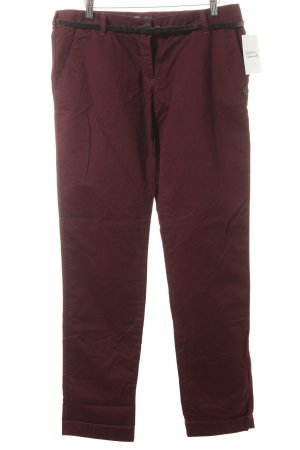 Maison Scotch Stoffhose purpur Casual-Look