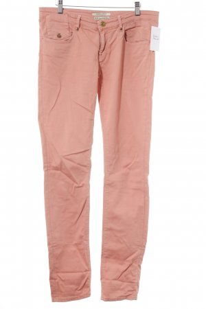 Maison Scotch Straight-Leg Jeans apricot Casual-Look