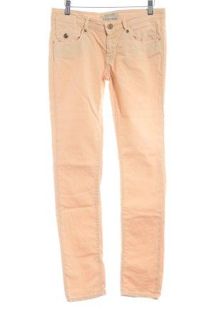 Maison Scotch Straight-Leg Jeans apricot Casual-Look