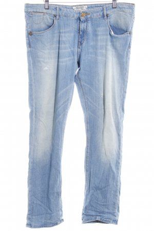 Maison Scotch Straight-Leg Jeans himmelblau Jeans-Optik
