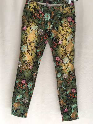 Maison Scotch Stretch Trousers multicolored