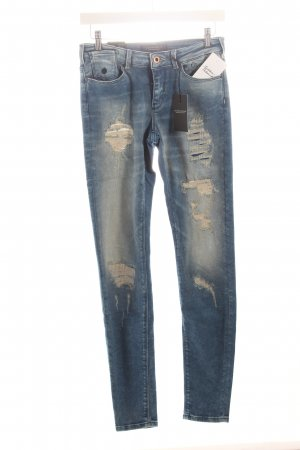 "Maison Scotch Stretch Jeans ""La Parisienne"" blau"