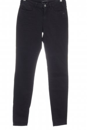 Maison Scotch Stretch Jeans schwarz Casual-Look