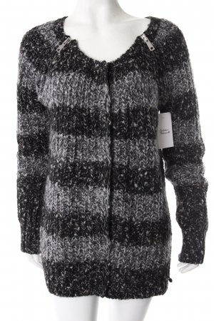 Maison Scotch Strickjacke Grobstrick
