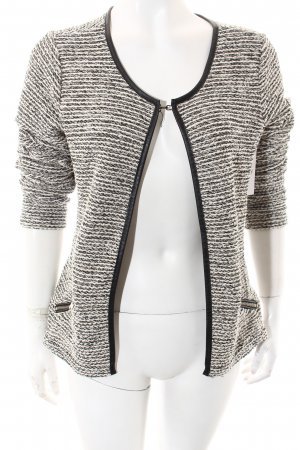Maison Scotch Strickjacke meliert Casual-Look