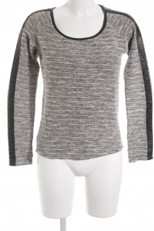 Maison Scotch Strickpullover meliert Casual-Look