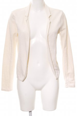 Maison Scotch Strickweste creme Casual-Look