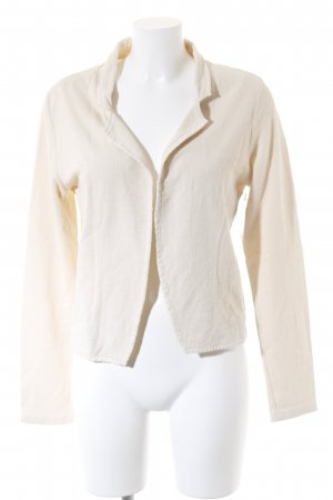Maison Scotch Sweatblazer creme Casual-Look