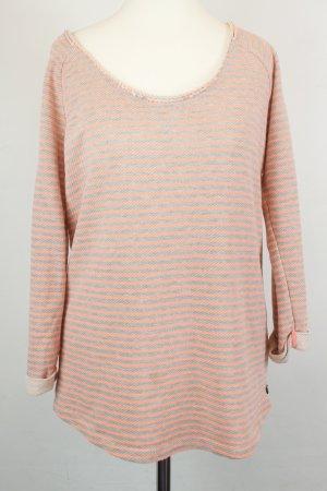 Maison Scotch Sweater Pullover Strickpullover Ringelpullover Gr. 2 / S  gestreift