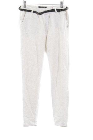 Maison Scotch Pantalon de jogging beige clair style athlétique