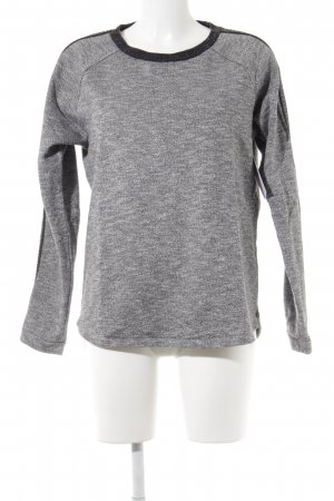 Maison Scotch Sweatshirt grau-hellgrau Casual-Look