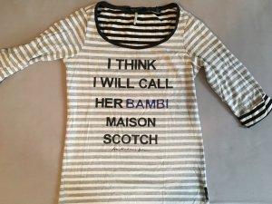 Maison Scotch T-Shirt Gr.1 (S)